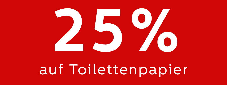 13.07.2020 - 19.07.2020 Toilettenpapier-Aktion