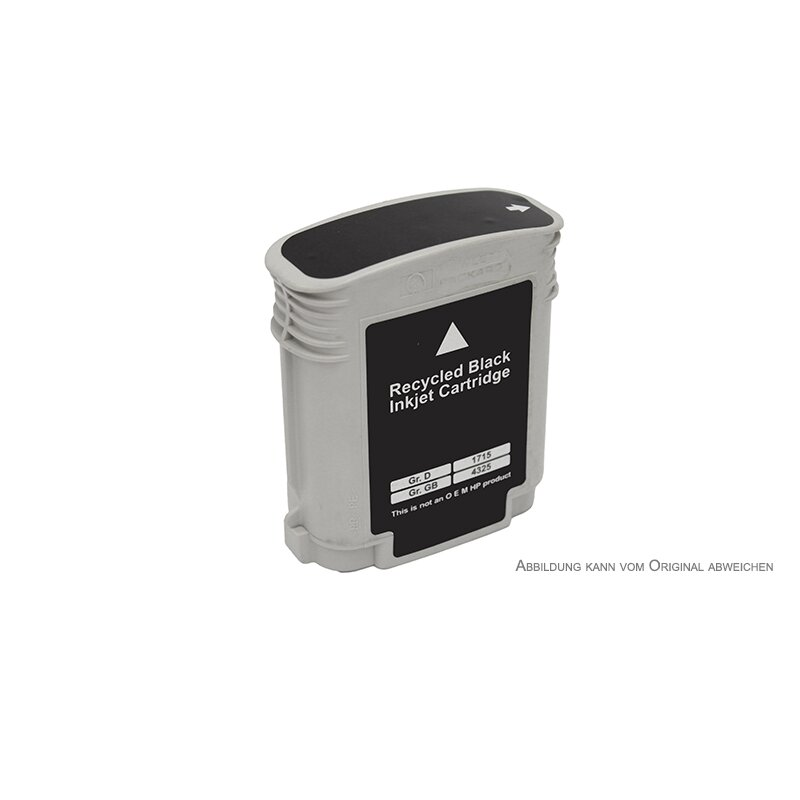Alternativ-Tinte fuer Brother LC-1280XLBK schwarz